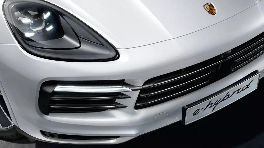 Porsche Cayenne 2019 Exterior 013