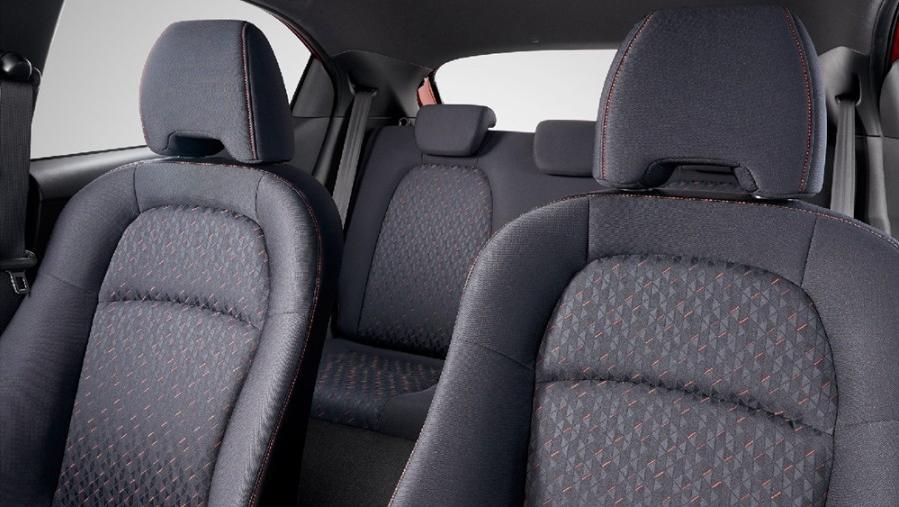 Honda Brio 2019 Interior 016