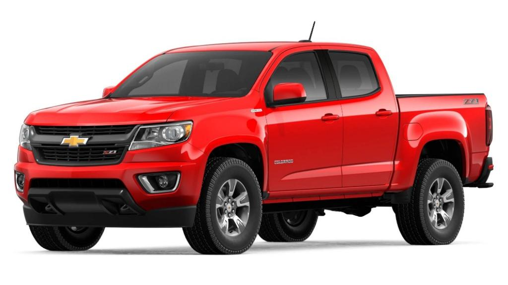 Chevrolet Colorado 2019 Others 008