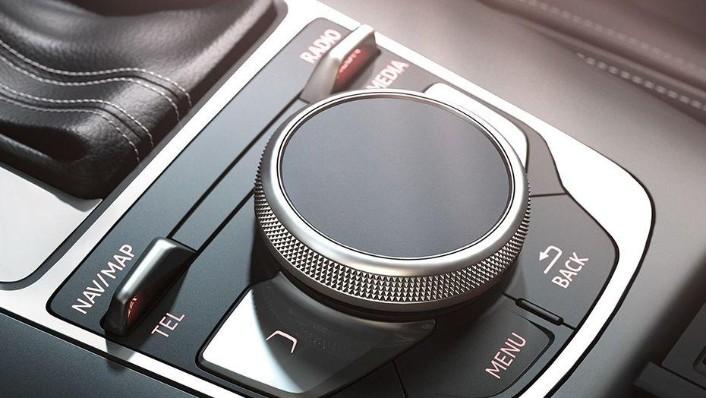Audi A3 2019 Interior 003