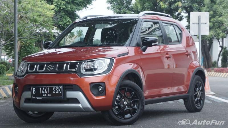 Overview Mobil: Mengetahui daftar harga terbaru dari Suzuki Ignis GL AGS 02
