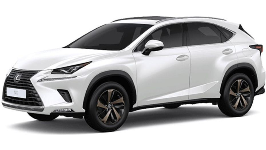 Lexus NX 2019 Others 001
