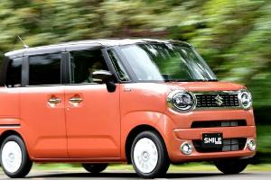 Suzuki Wagon R Smile 2022 Pakai Pintu Geser dan Penggerak AWD, Masuk Indonesia Juga?