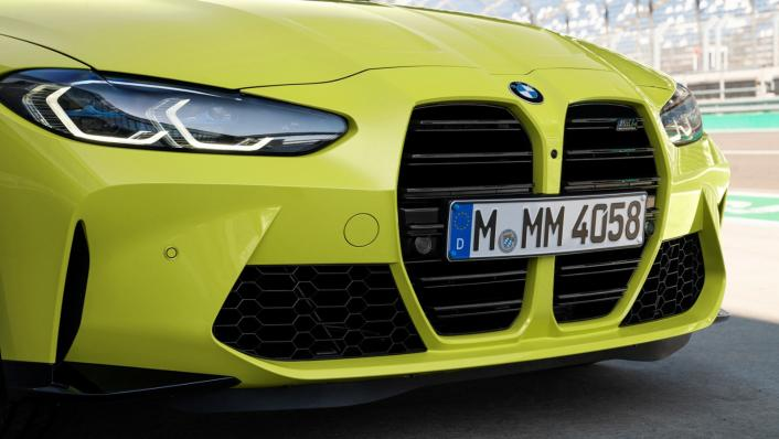 2021 M4 Coupe Competition Exterior 010