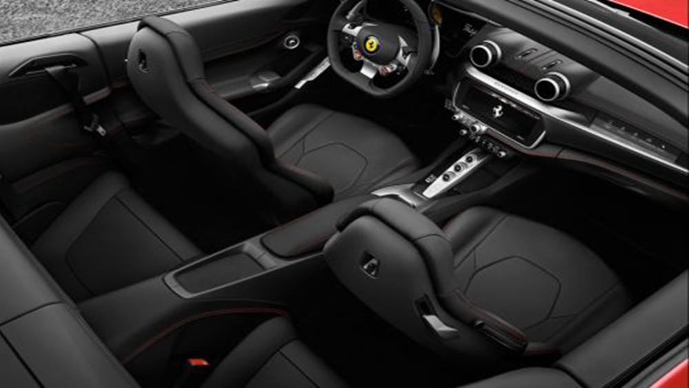 Ferrari Portofino 2019 Interior 008