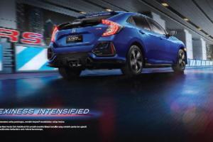 Perhatikan 4 Alasan Mengapa Harus Membeli Honda Civic Hatchback RS, Berikut Ini !