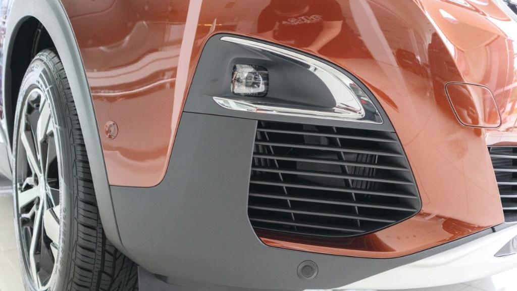 Peugeot 3008 2019 Exterior 010