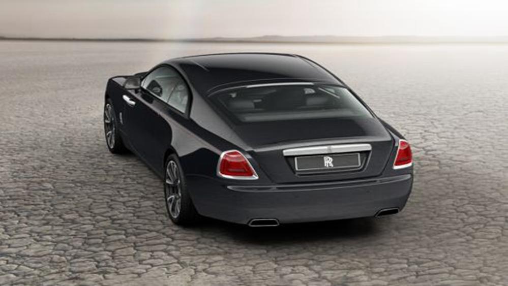Rolls Royce Wraith 2019 Exterior 004