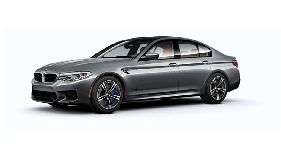 BMW M5 2019 Others 003