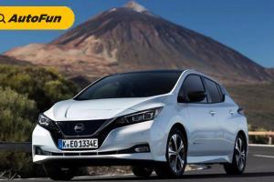 Nissan Leaf EV Siap Dijual di Indonesia, Bisa Lebih Mahal Dari Hyundai Ioniq?