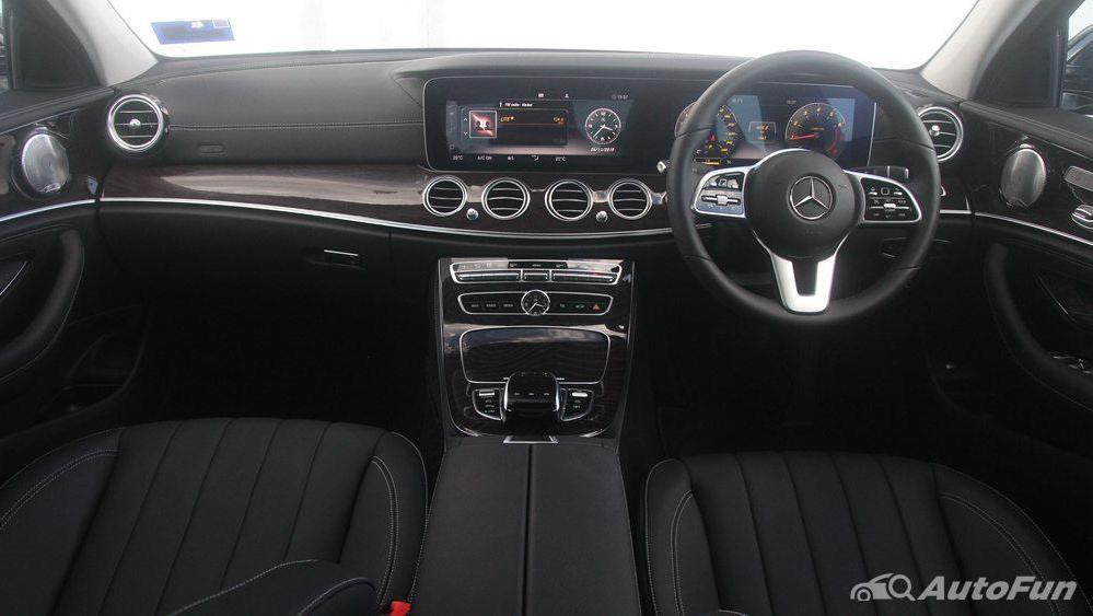 Mercedes-Benz E-Class 2019 Interior 002