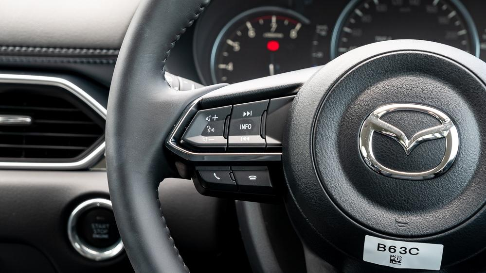 Mazda CX 5 2019 Interior 004