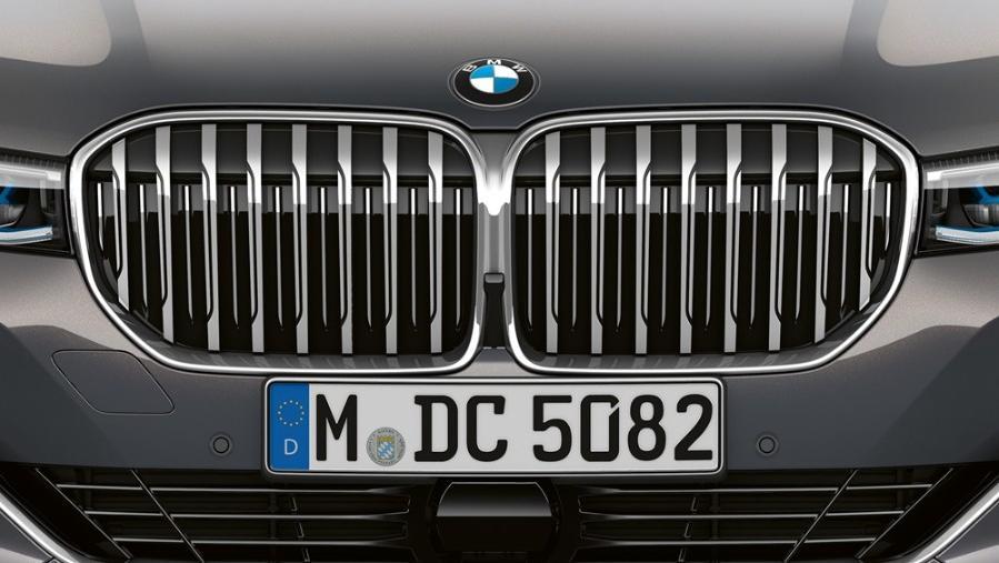 BMW 7 Series Sedan 2019 Exterior 008