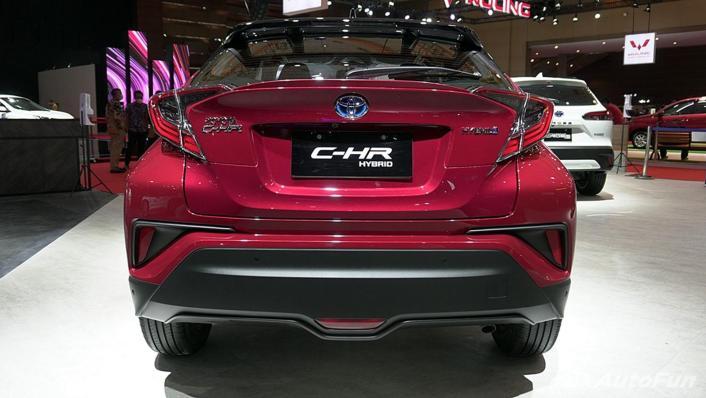 2021 Toyota CHR Exterior 005