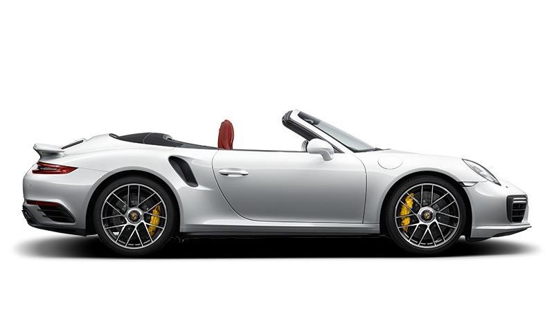 Porsche 911 2019 Exterior 031