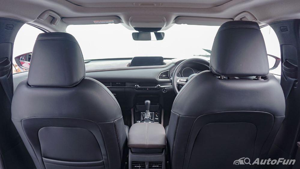 Mazda CX 30 GT Interior 003