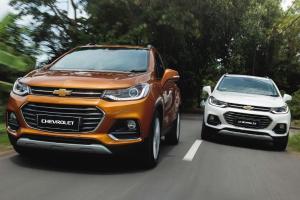 Chevrolet Trax Bekas Lebih Menarik Sebagai SUV Compact Turbo Dibanding Raize-Rocky