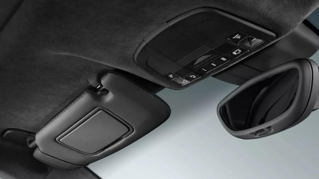 Porsche 911 2019 Interior 047