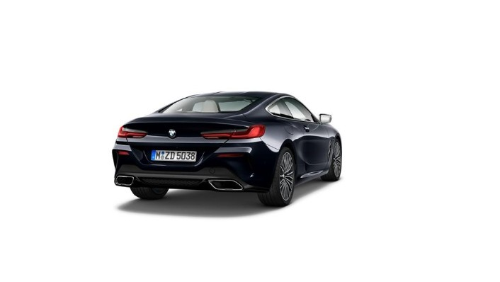 BMW 8 Series Coupe 2019 Exterior 006