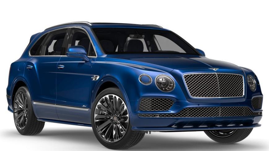 Bentley Bentayga 2019 Others 005
