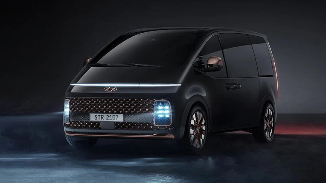 2021 Hyundai Staria Exterior 001