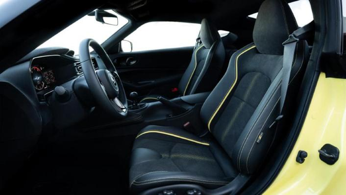 2020 Nissan Z Proto International Version Interior 004