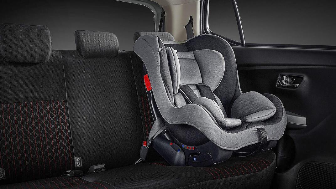 Toyota Agya 2020 Interior 002