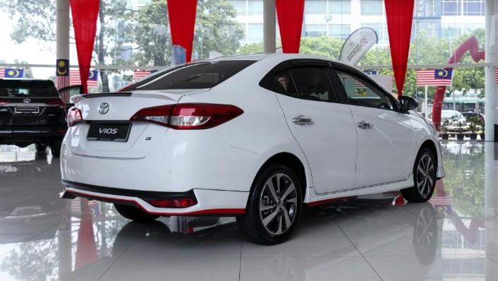 Toyota Vios 2019 Exterior 003