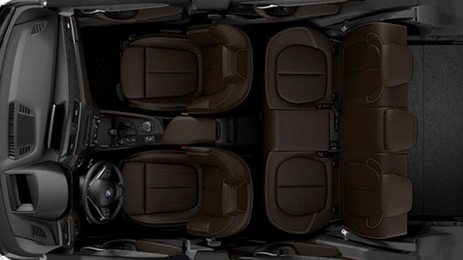 BMW X1 2019 Interior 015