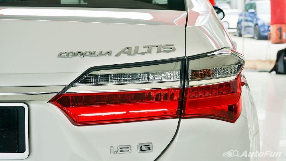 Toyota Corolla Altis 2019 Exterior 066