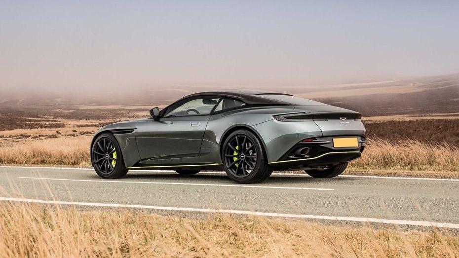 Aston Martin DB11 2019 Exterior 009