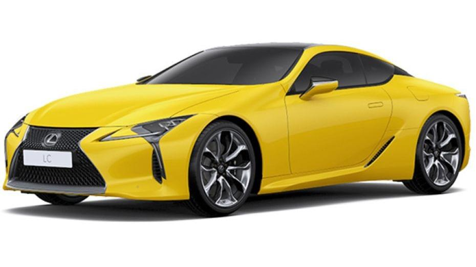 Lexus LC 2019 Others 011
