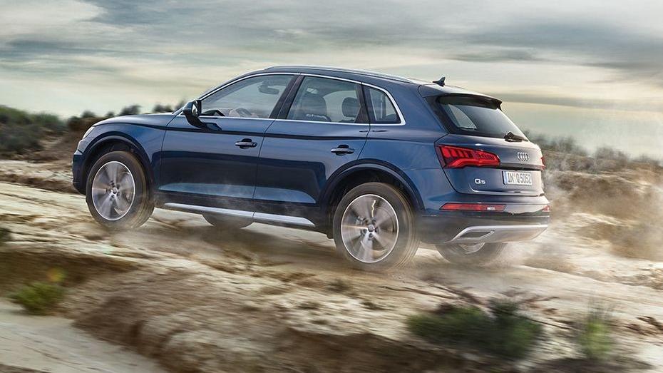 Audi Q5 2019 Exterior 010