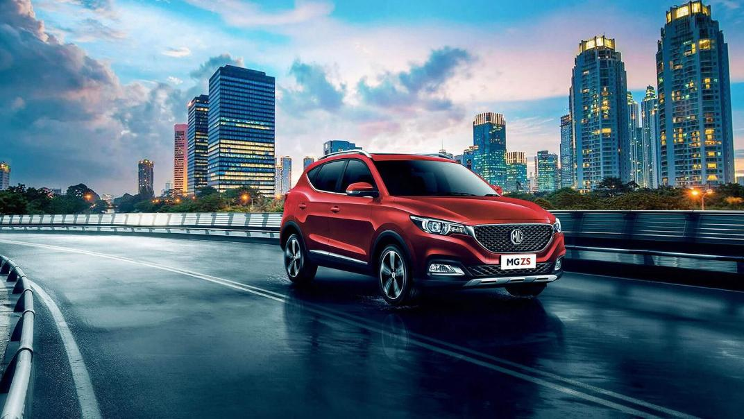 MG ZS-{id} Exterior 001