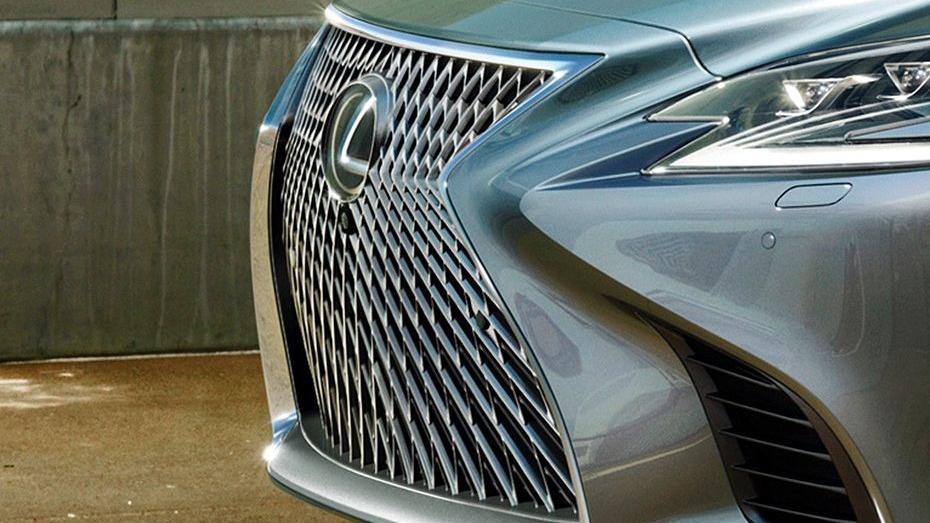 Lexus LS 2019 Exterior 011