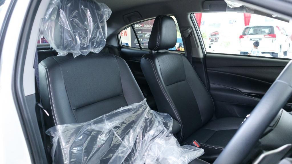 Toyota Vios 2019 Interior 020