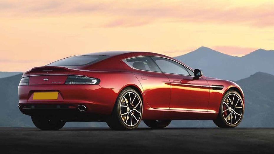 Aston Martin Rapide S 2019 Exterior 007