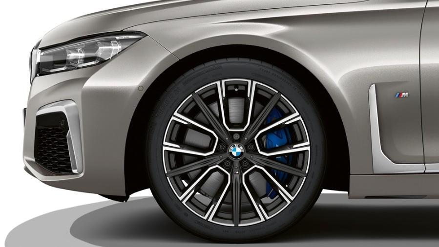BMW 7 Series Sedan 2019 Exterior 006