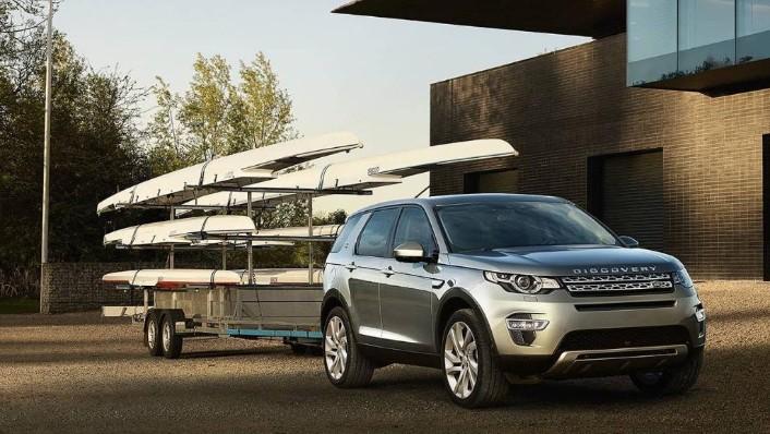 Land Rover Discovery Sport 2019 Exterior 008
