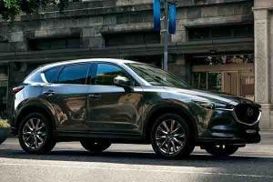 Beda Rp20 Jutaan, Mana yang Fiturnya Paling Komplit Antara Mazda CX-5 GT 2021 Vs Honda CR-V 2021?
