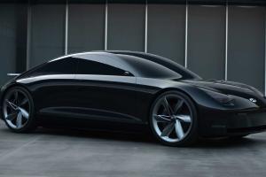 Ioniq 5 Laris, Hyundai Ioniq 6 Meluncur Tahun Depan Berwujud Sedan