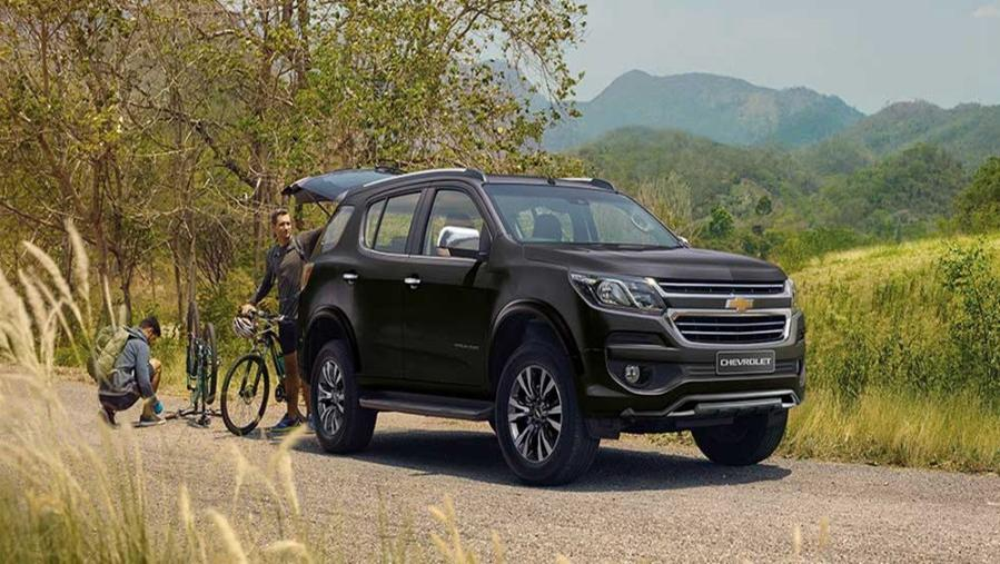 Chevrolet Trailblazer 2019 Exterior 009