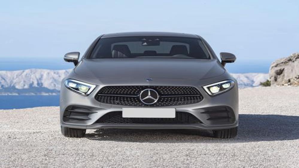 Mercedes-Benz CLS-Class 2019 Exterior 007