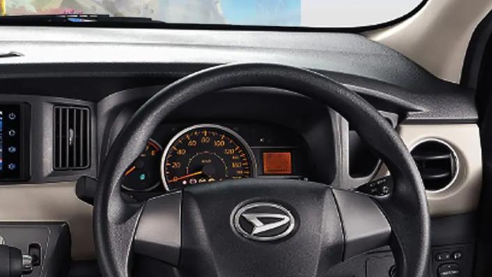 Daihatsu Sigra 2019 Interior 002