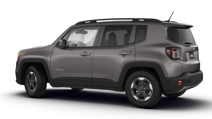 Jeep Renegade 2019 Exterior 004
