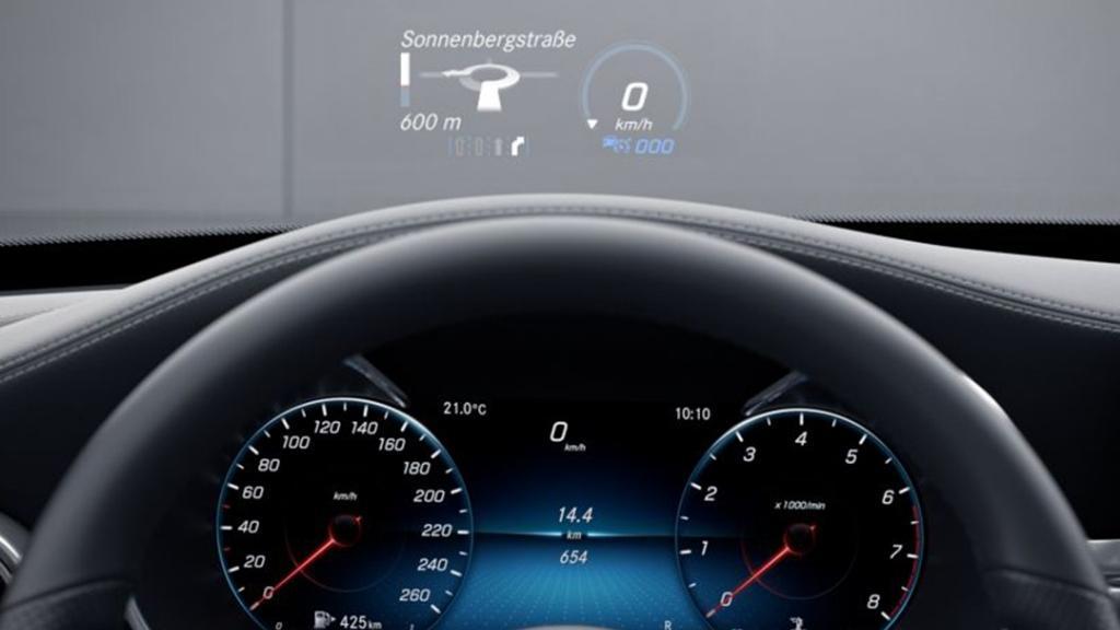 Mercedes-Benz C-Class Coupe 2019 Interior 002