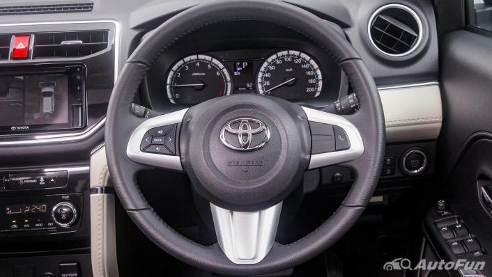Toyota Rush 2019 Interior 003