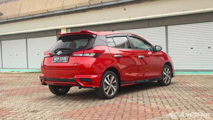 Toyota Yaris 2019 Exterior 007