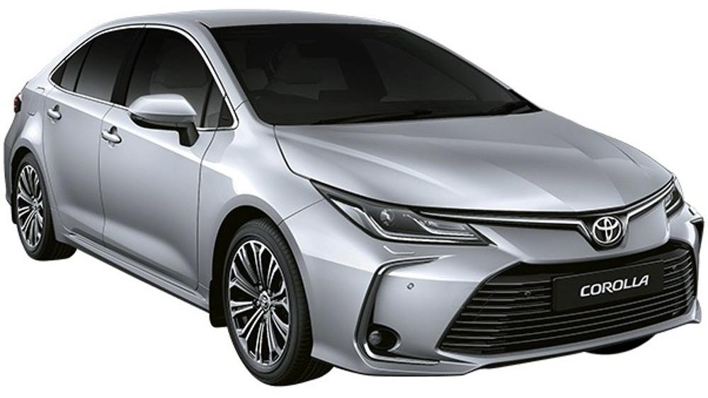 Toyota Corolla Altis 2019 Others 004