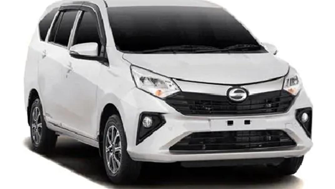 Daihatsu Sigra 2019 Exterior 003